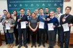 Кузнецов Игорь - призер  Всероссийской олимпиады школьников