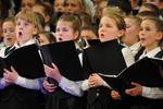 Информация о прослушивании в хоровой класс