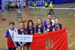 Сочи. Первый открытый турнир по японскому мини-волейболу.